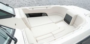 Boston Whaler Bow Area