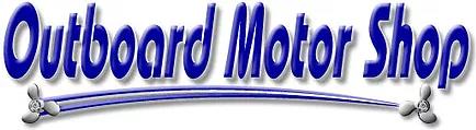 Outboard Motor Shop logo